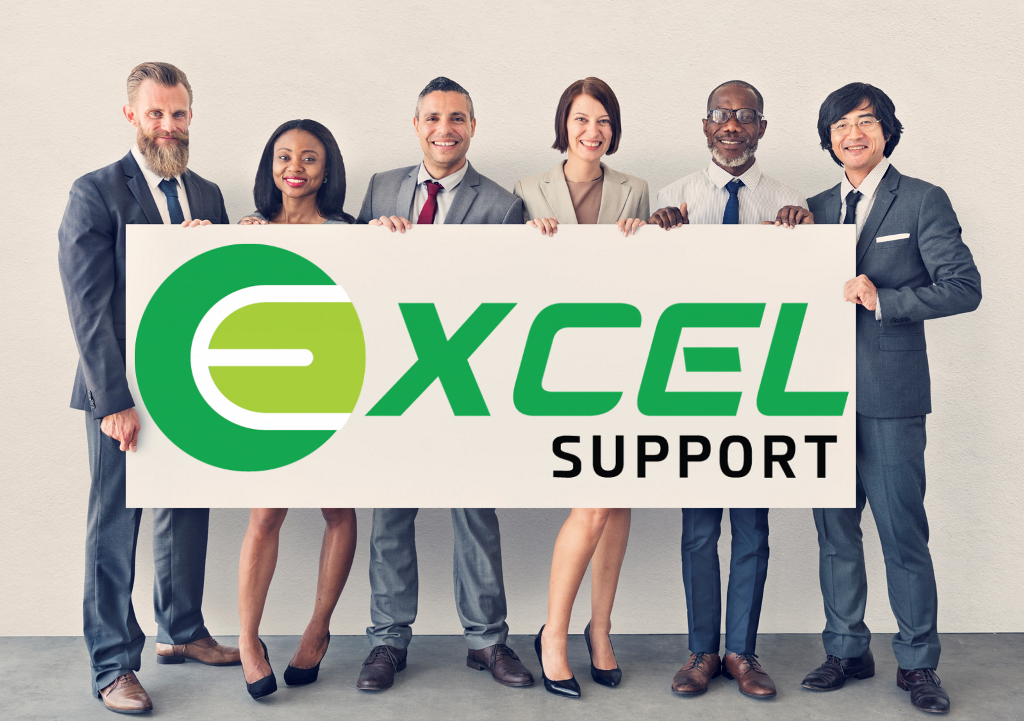 excel support sydney